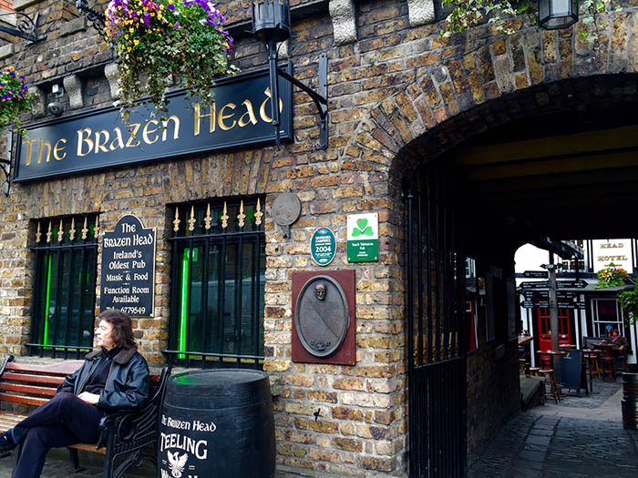 The oldest pub in Ireland