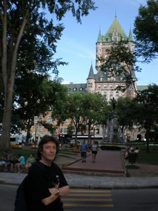 A day to wander in Quebec
