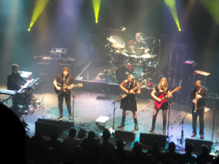 Steve and the band - Shepherds Bush Empire