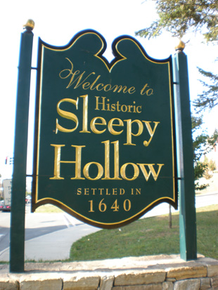 Sleepy Hollow welcomes...