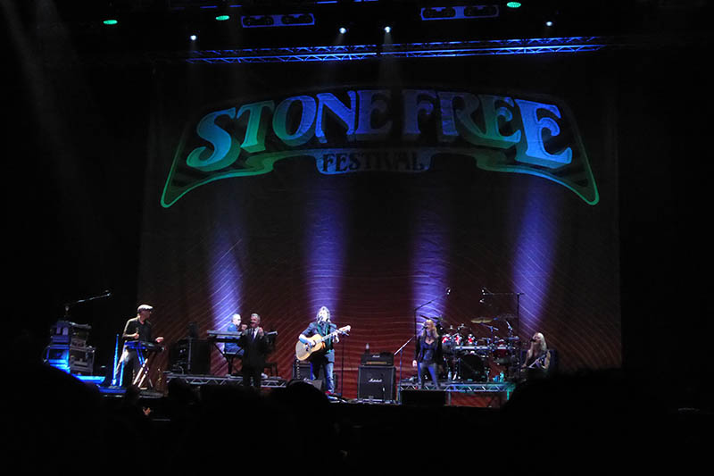 Steve Hackett - Stone Free Festival, O2 Arena - London, UK - June 2016
