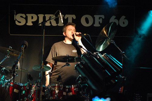 Spirit of 66, Verviers, Belgium, European Tour 2010