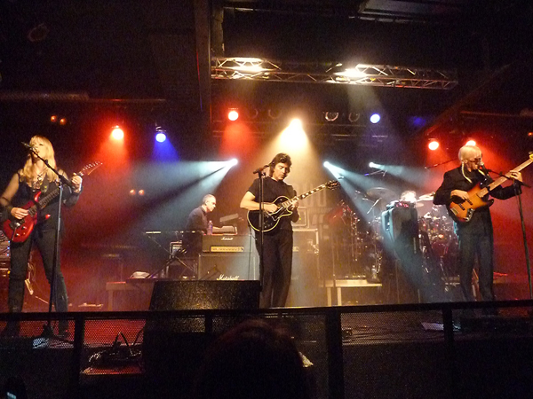 Steve Hackett Band, Ziquodrome, Compiegne, France - October 2011