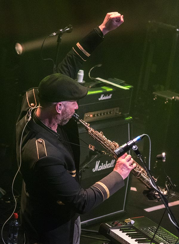 Genesis Revisited with Classic Hackett Tour 2017 - Norway, Germany, Netherlands and Ireland - April 2017