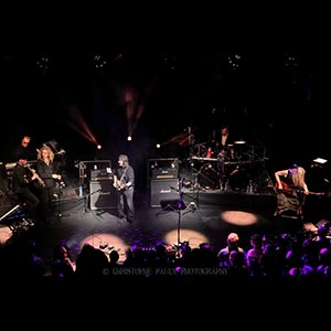 Genesis Revisited with Classic Hackett - Norway, Germany, Netherlands and Ireland - April 2017