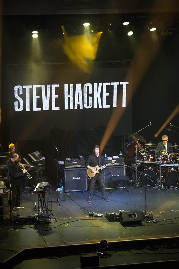Genesis Revisited with Classic Hackett Tour 2017/18 - Cruise to the Edge, Mexico - February 2017