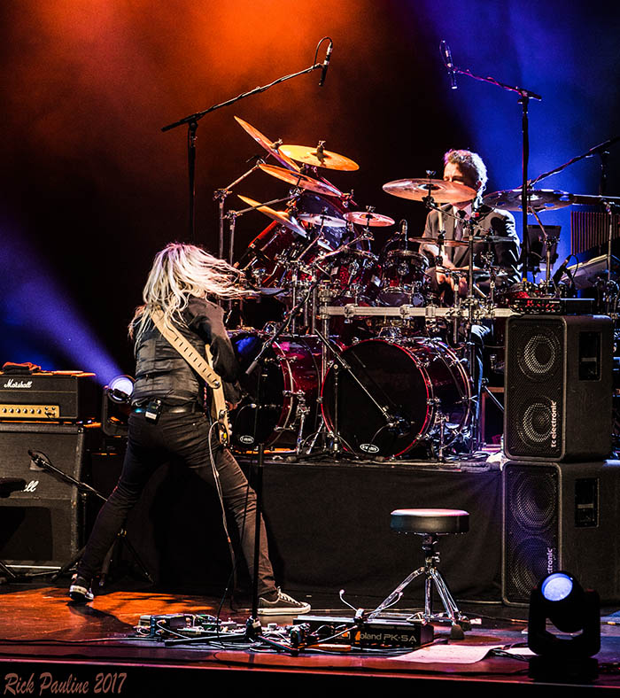 Genesis Revisited with Classic Hackett Tour 2017/18 - NYCB, Westbury, US - February 2017