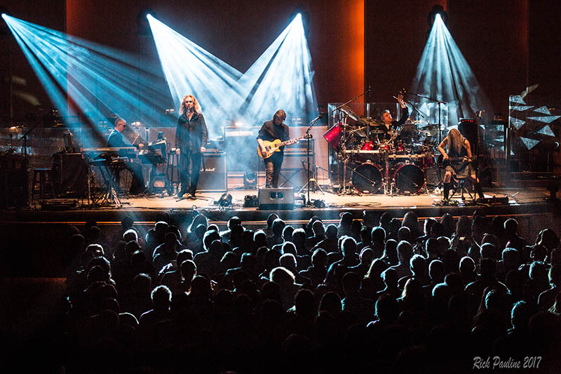 Genesis Revisited With Clic Hackett Tour 2017 18 Bpo Rocks Kleinhans Music Hall