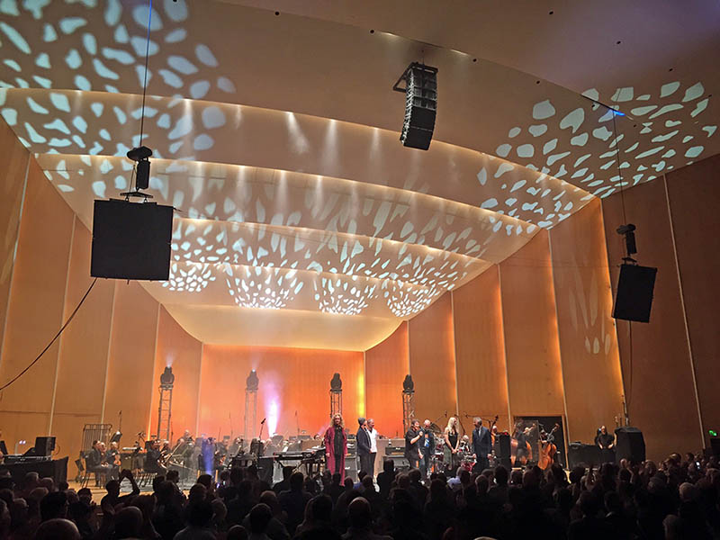 Genesis Revisited with Classic Hackett Tour 2017/18 - BPO Rocks, Kleinhans Music Hall, Buffalo, NY, USA - March 2017