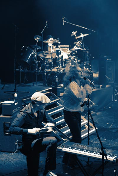 Steve Hackett Genesis Extended - Russia, Estonia, Norway and Sweden - April 2014