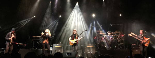Steve Hackett Genesis Extended - Buenos Aires, Argentina