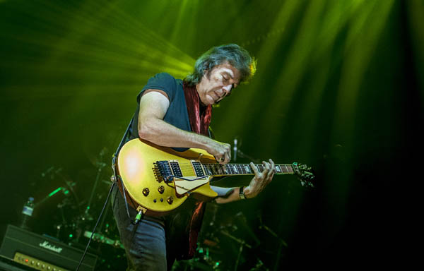 Steve Hackett Genesis Extended - York, UK, October 2014