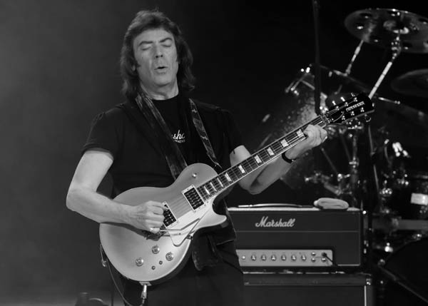 Steve Hackett Genesis Extended - Collingswood, USA, March 2014