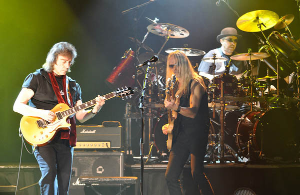 Steve Hackett Genesis Extended - Parker Playhouse, Fort Lauderdale FL, USA, April 2014