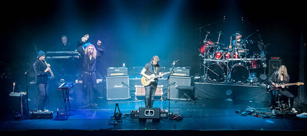 Steve Hackett Genesis Extended - San Francisco, CA, USA, December 2014