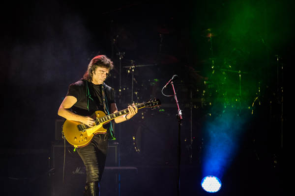 Steve Hackett Genesis Extended - Vogue Theatre, Vancouver, BC, Canada, December 2014