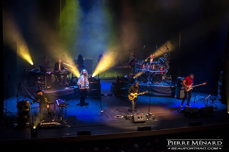 Steve Hackett Genesis Revisited, Solo Gems & GTR Tour de Force 2018 - Canada - Quebec, Montreal, Tornonto and Gatineau - February 2018