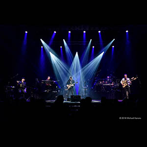 Genesis Revisited, Solo Gems and GTR Tour de Force - USA: Collingswood, Tarrytown, Berkeley, Los Angeles - February 2018