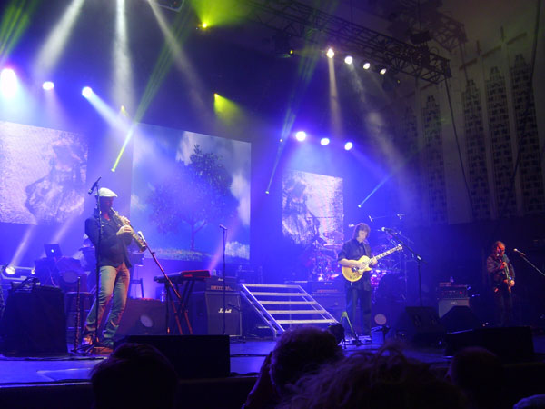 Steve Hackett Genesis Revisited - Liverpool, UK, October 2013