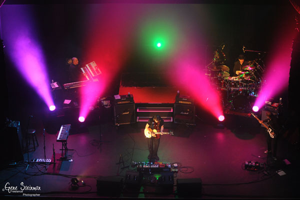 Steve Hackett Genesis Revisited - Pabst Theater, Milwaukee WI, September 2013
