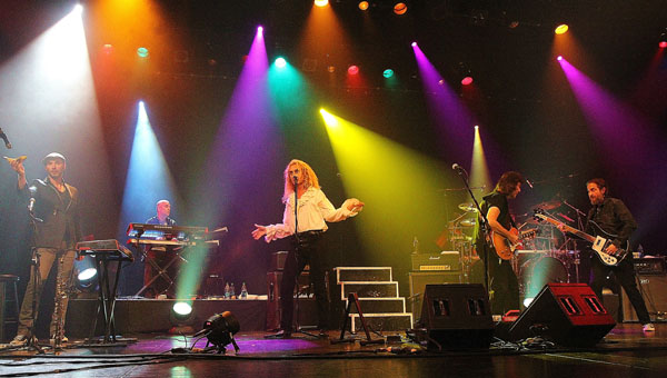 Steve Hackett Genesis Revisited - Lakewood, NJ, USA, September 2013