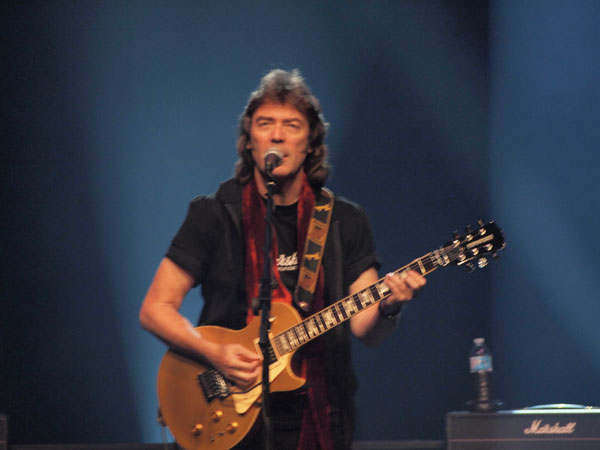 Steve Hackett Genesis Revisited - Gatineau, QC, Canada, October 2013