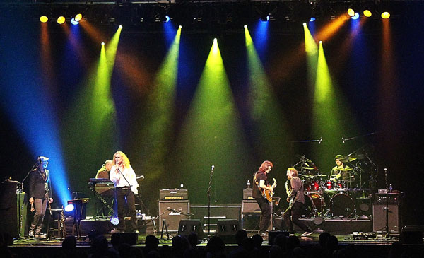 Steve Hackett Genesis Revisited - Keswick Theatre, Glenside, PA, USA, October 2013