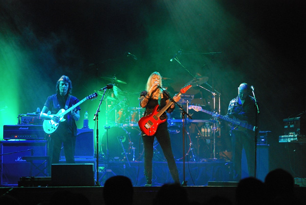 Steve Hackett Band, Islington, London, May 2012