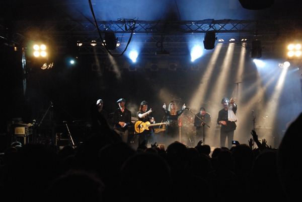 Steve Hackett Band, The Viper Club, Florence, Italy - April 2012