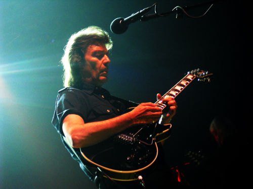 Steve Hackett Band, Teatro Tendastrisce, Rome, Italy, May 2011