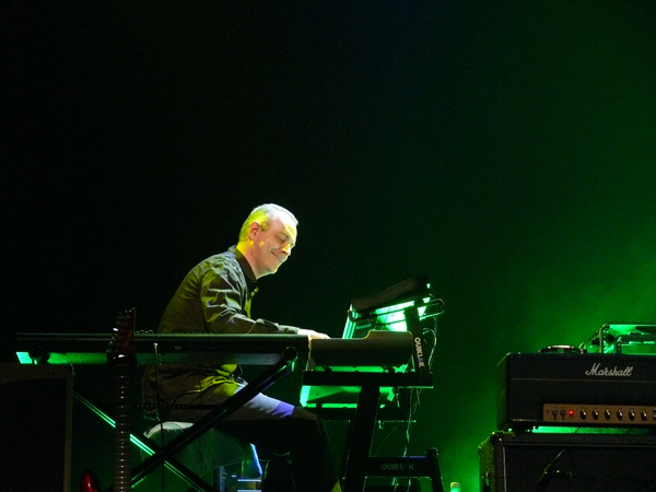 Steve Hackett Band, Teatro Ciak, Milan, Italy, May 2011