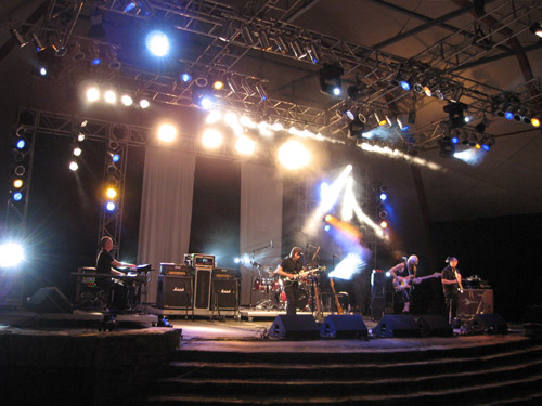 Night of the Prog, Loreley, Germany, July 2009