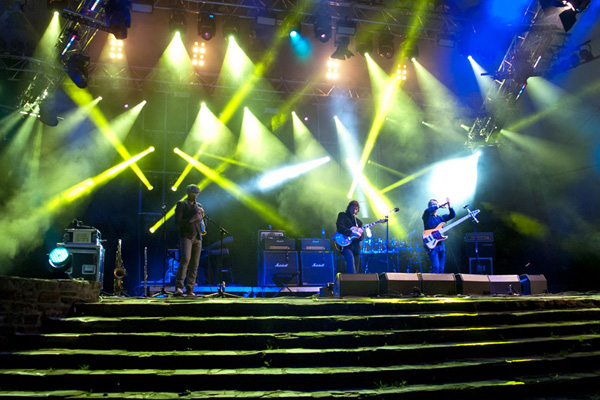 Steve Hackett Band, Night of the Prog Festival VII, Loreley, Germany, July 2012
