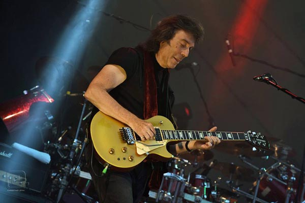 Steve Hackett Genesis Extended - Night of the Prog, Loreley, Germany - July 2015