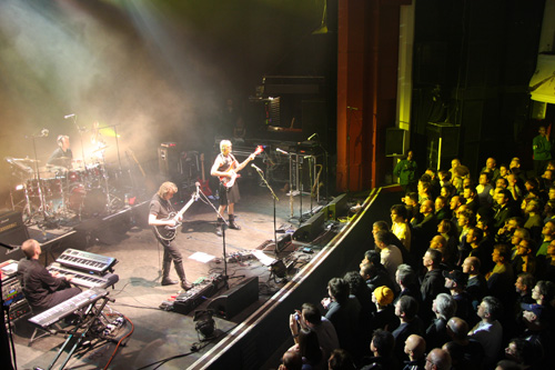 Shepherds Bush Empire, London, UK Tour 2009