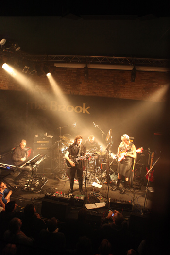 The Brook, Southampton, UK Tour 2009