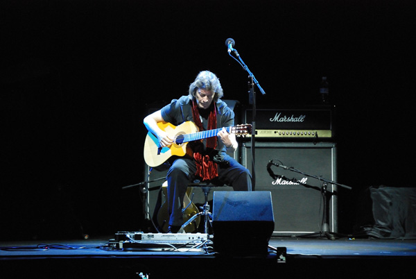 Steve Hackett Band, Tel Aviv, Israel, May 2012