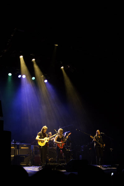 Steve Hackett Band, Buxton Opera House, UK - February 2012