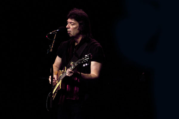 Steve Hackett Band, Floral Pavillion, New Brighton, UK - February 2012