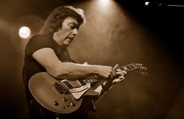 Steve Hackett Band, The Picturedrome, Holmfirth, UK - February 2012