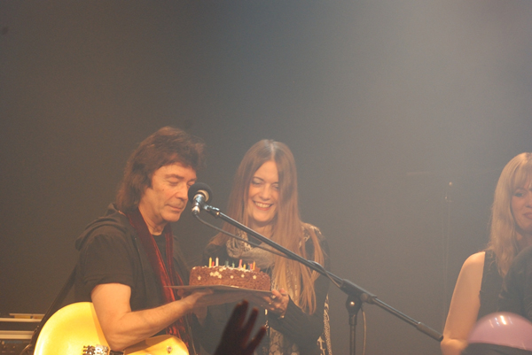 Steve Hackett Band, The Komedia, Brighton, UK - February 2012