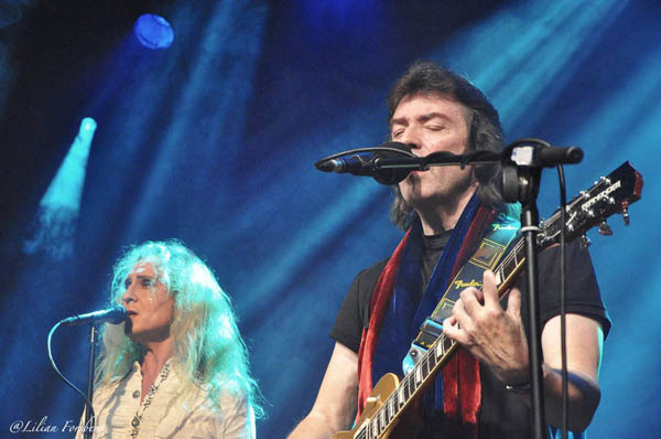 Steve Hackett Acolyte to Wolflight with Genesis Revisited - Stockhom, Sweden, 2015