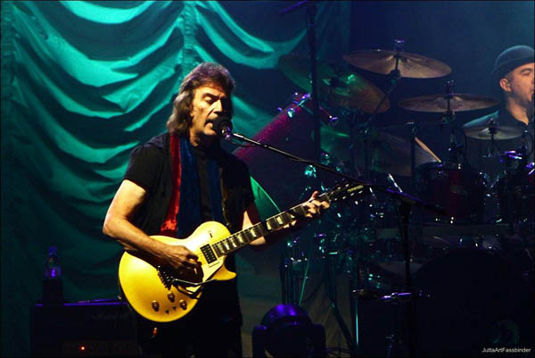 Steve Hackett Acolyte to Wolflight with Genesis Revisited - Bochum, Germany, 2015