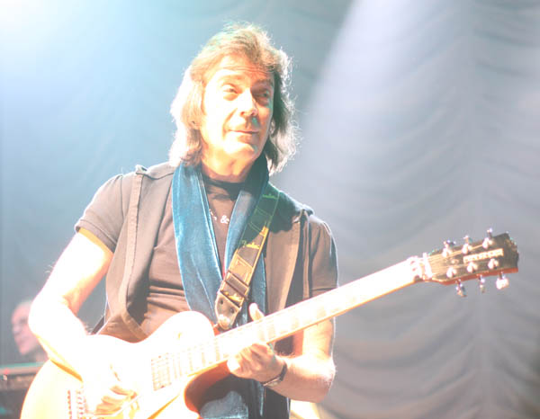 Steve Hackett Acolyte to Wolflight with Genesis Revisited - Oslo, Norway, 2015
