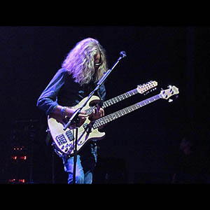 Steve Hackett Acolyte to Wolflight with Genesis Revisited, UK - Guildford and London - October 2015