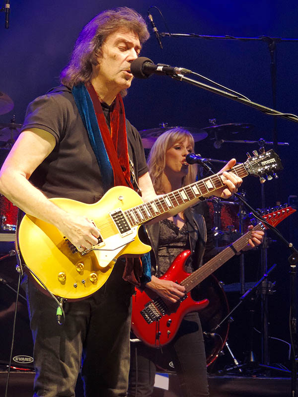 Steve Hackett Acolyte to Wolflight with Genesis Revisited Tour - London, UK, 2015