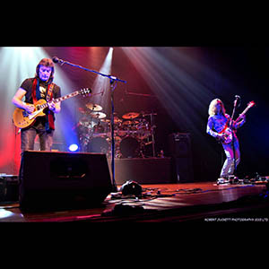 Steve Hackett Acolyte to Wolflight with Genesis Revisited, USA - Albany, Tarrytown, Newtown and Wilmington - November 2015