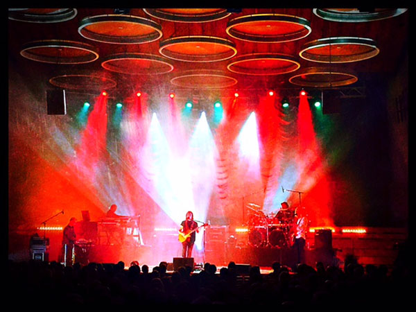 Steve Hackett Genesis Extended - Berlin, Germany, 2015