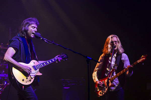 Steve Hackett Genesis Extended - Cologne, Germany, 2015