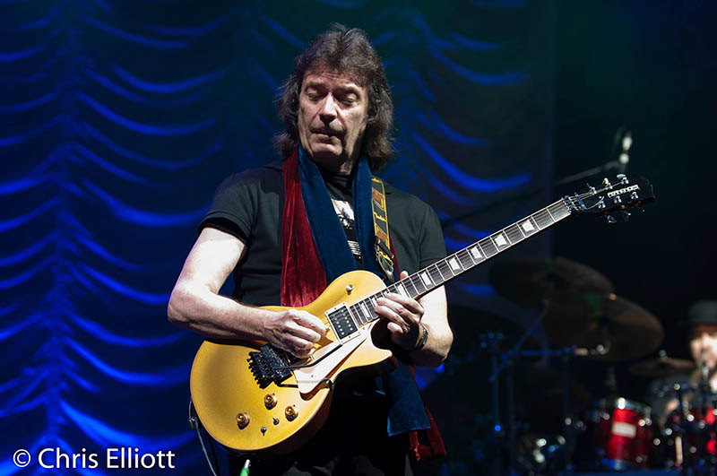 Steve Hackett Acolyte to Wolflight with Genesis Revisited Tour - Northampton, UK, 2015